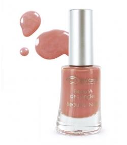 Nagellack perlmutt N°43 Rosa Beti – 8ml – Couleur Caramel