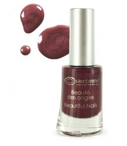 Nagellack perlmutt N°45 Violett Bindi – 8ml – Couleur Caramel