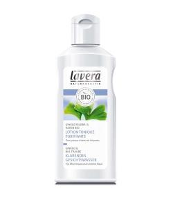 Lotion tonique purifiante BIO ginkgo biloba & raisin – 125ml – Lavera Faces