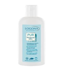 Lait nettoyant BIO sans parfum – 200ml – Logona PUR