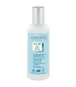 Déodorant spray BIO sans parfum – 100ml – Logona PUR
