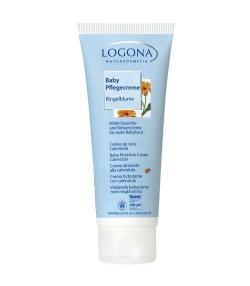 Crème de soin bébé BIO calendula – 100ml – Logona Baby