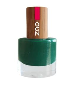 Nagellack glanz N°648 Jade – 8ml – Zao Make-up