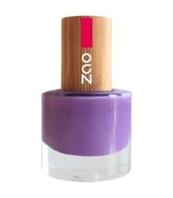 Vernis à ongles brillant N°652 Lilla – 8ml – Zao Make-up