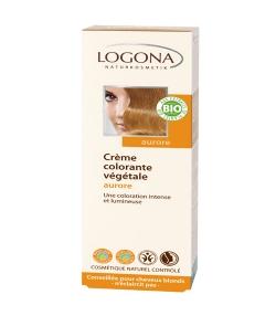 BIO-Pflanzen-Haarfarbe Creme 200 Kupferblond - 150ml - Logona