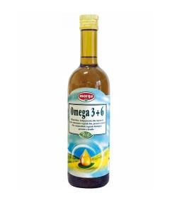 BIO-Omegaöl 3 & 6 – 500ml – Morga