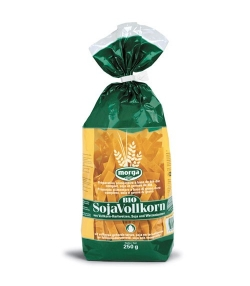 Nouilles larges de soja & blé dur complet BIO – 250g – Morga