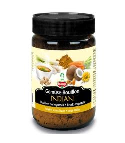 Bouillon de légumes Indien sans levure BIO – 200g – Morga