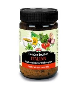Bouillon de légumes Italien sans levure BIO – 200g – Morga