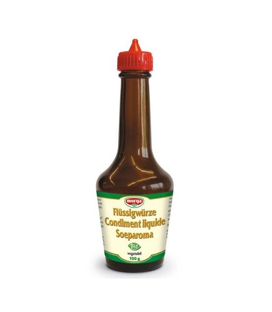 Condiment liquide BIO - 100g - Morga