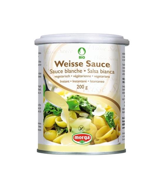 Weisse BIO-Sauce - 200g - Morga