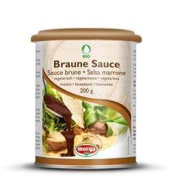Sauce brune BIO – 200g – Morga