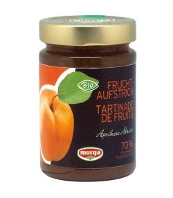 BIO-Fruchtaufstrich mit Aprikose – 350g – Morga