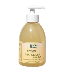 Savon de Marseille liquide BIO lavandin - 300ml - Douce Nature