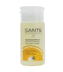 BIO-Nagellackentferner Orange - 100ml - Sante