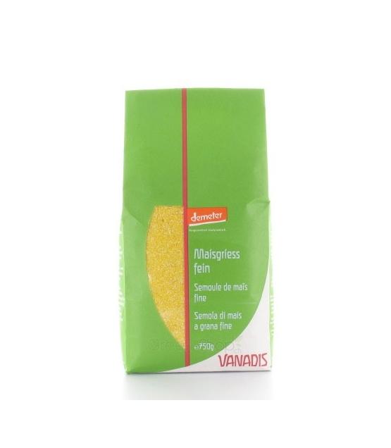 Semoule de maïs fine BIO - 750g - Vanadis