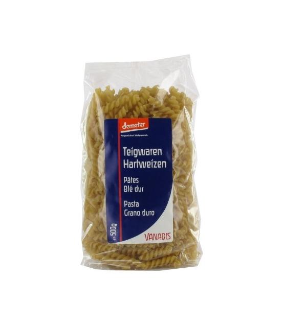 Spirales de blé dur BIO - 500g - Vanadis