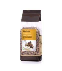 BIO-Knuspermüesli Choco & Amarant – 500g – Biofarm