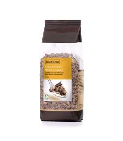 Müesli croquant choco & amarante BIO – 500g – Biofarm