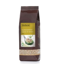 Graines de sarrasin BIO – 500g – Biofarm