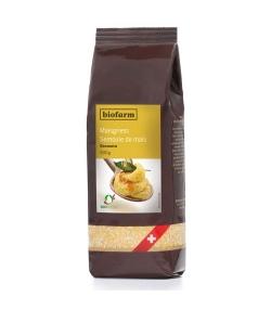 Semoule de maïs Bramata BIO – 500g – Biofarm