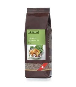 Graines de lin BIO – 350g – Biofarm