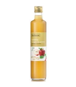 Vinaigre de pomme non filtré BIO – 500ml – Biofarm