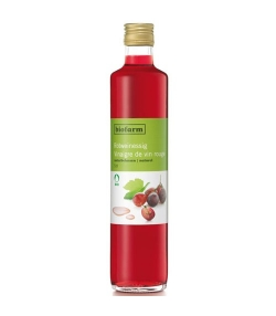 BIO-Rotweinessig – 500ml – Biofarm