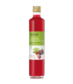 Vinaigre de vin rouge BIO – 500ml – Biofarm