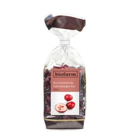 BIO-Cranberries – 150g – Biofarm