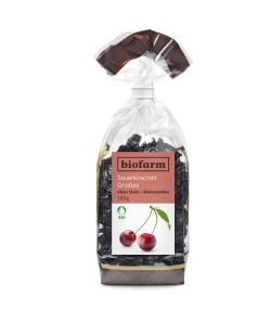 BIO-Sauerkirschen ohne Stein – 150g – Biofarm