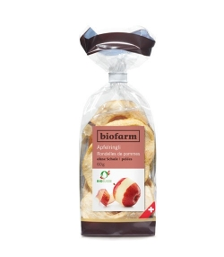 Rondelles de pommes pelées BIO – 60g – Biofarm