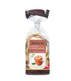 BIO-Apfelringli mit Schale – 60g – Biofarm