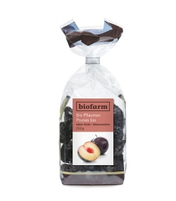 Prunes dénoyautées BIO – 250g – Biofarm