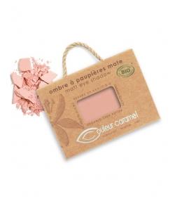 BIO-Lidschatten matt N°017 Rosa – 2,5g – Couleur Caramel