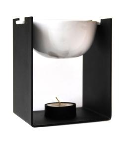 Teelicht-Duftlampe Berlin für ätherischer Öle – Farfalla