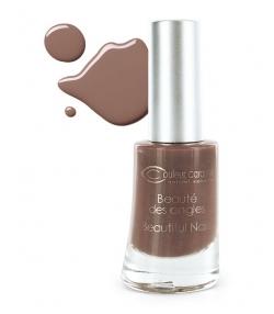 Vernis à ongles mat N°46 Taupe – 8ml – Couleur Caramel