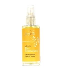 BIO-Aromaspray Lebensfreude – 80ml – Farfalla