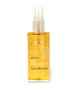 BIO-Aromaspray Vanilla & Mandarine – 80ml – Farfalla