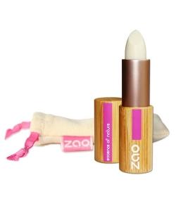 BIO-Lippenbalsamstift N°481 Durchsichtig – 3,5g – Zao Make-up