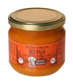 Huile de palme rouge BIO – 325ml – Aman Prana