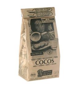 Farine de noix de coco BIO – 1kg – Aman Prana