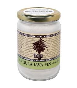 Sucre de fleur de noix de coco en poudre BIO – Gula Java Fin – 360g – Aman Prana