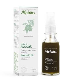 BIO-Avocadoöl für trockene, reife & empfindliche Haut - 50ml - Melvita