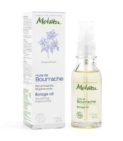 BIO-Borretschöl für trockene & reife Haut - 50ml - Melvita