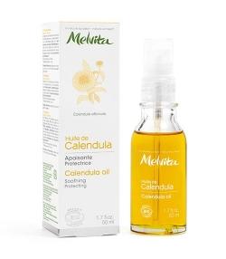 BIO-Ringelblumenöl für empfindliche, gereitzte & sensible Haut - 50ml - Melvita