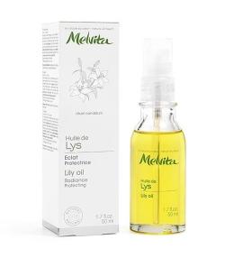 Natürliche Lilienöl für trockene Haut - 50ml - Melvita