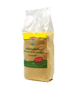Sucre de canne complet BIO – Sucanat – 1kg – Morga