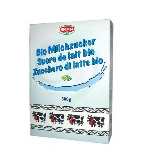 Sucre de lait BIO - 500g - Morga