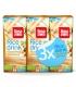 BIO-Reisdrink mit Haselnüsse & Mandeln – 3x200ml – Lima
